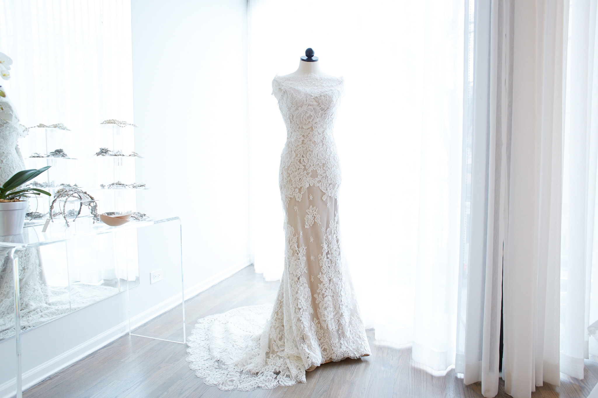 Bridal Shops In Downtown Chicago Il Wedding Dresses In
