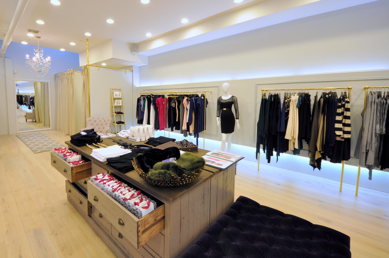 Seraphine Shopping In New York