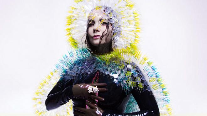 """""""Black lake"""" – Björk"""