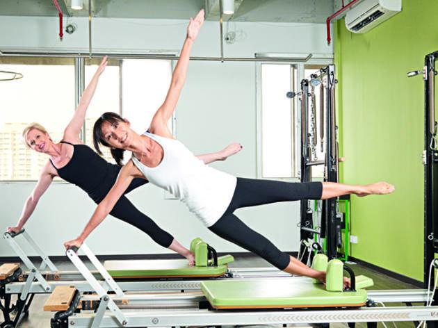 Breathe Pilates - Zenga