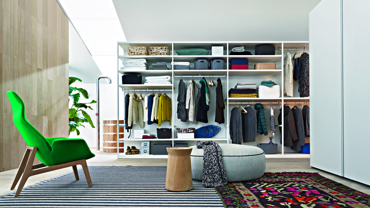 Nifty space-saving tips for your home