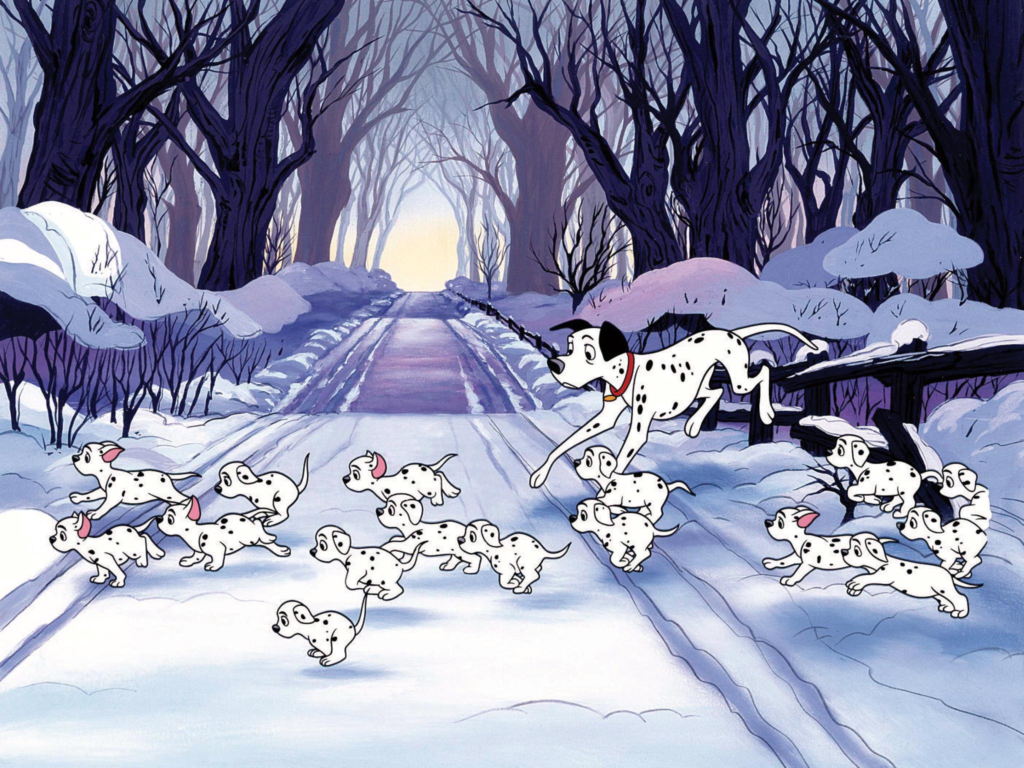 August 4, 101 Dalmatians