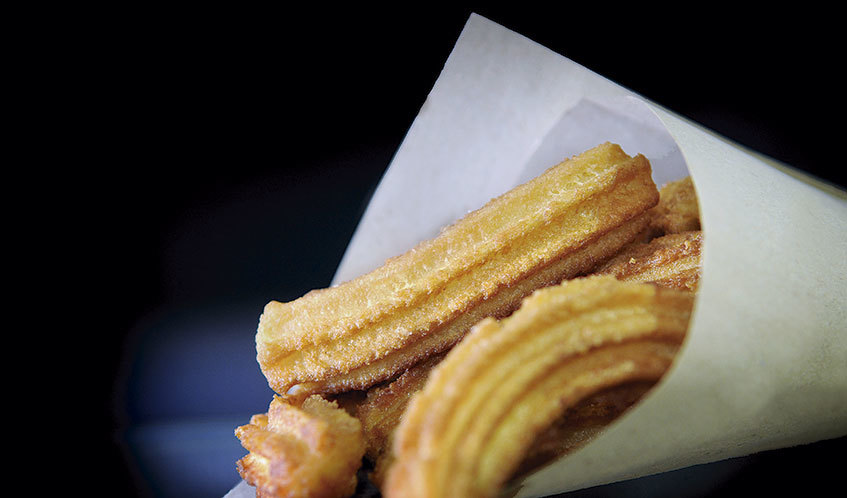 The city's best churros