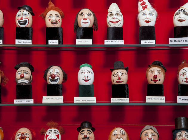 Clowns Gallery-Museum London