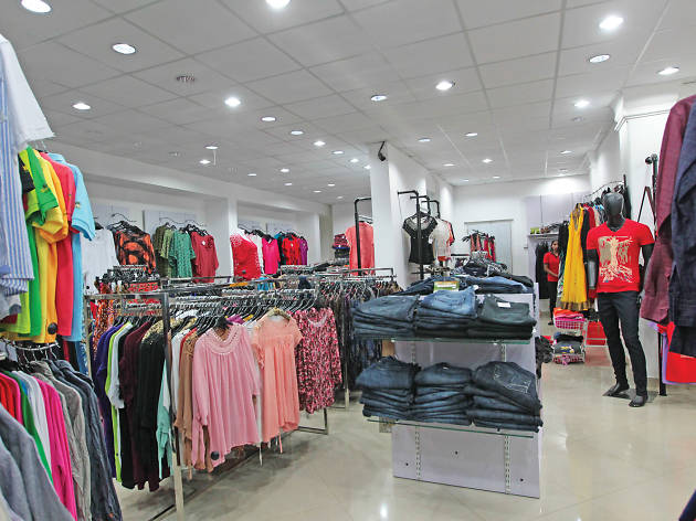 Vonel is a clothing store in Colombo