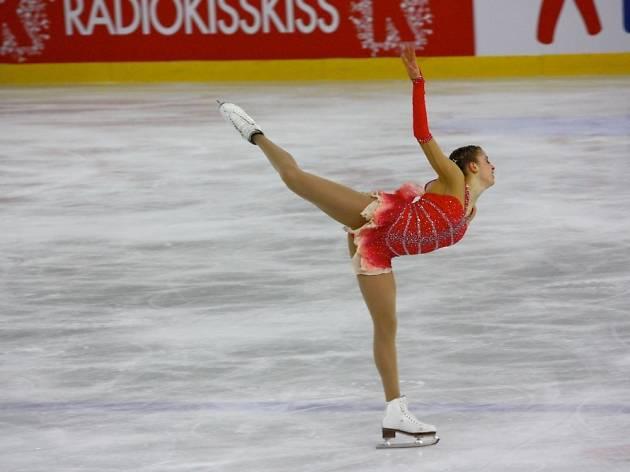 patinatge artístic