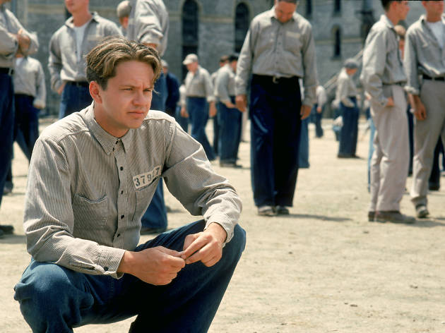 The Shawshank Redemption, netflix feelgood