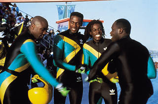 Cool Runnings, netflix feelgood