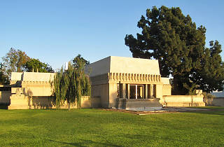 Hollyhock House 24-Hour Reopening
