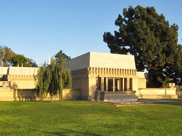 Frank Lloyd Wright's first LA house will reopen with 24 hours of tours