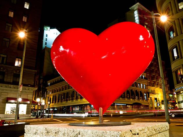 Valentine's Day ideas in San Francisco