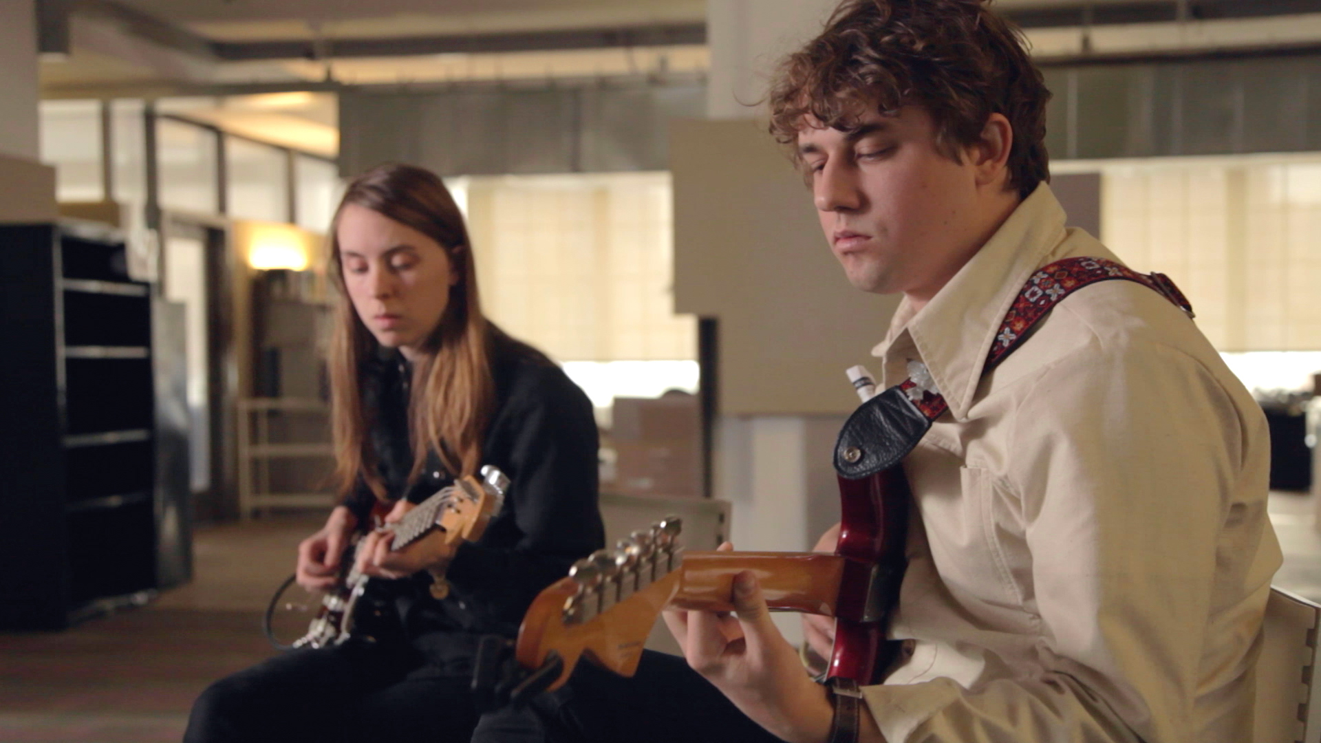 Kevin Morby plays Time Out Live