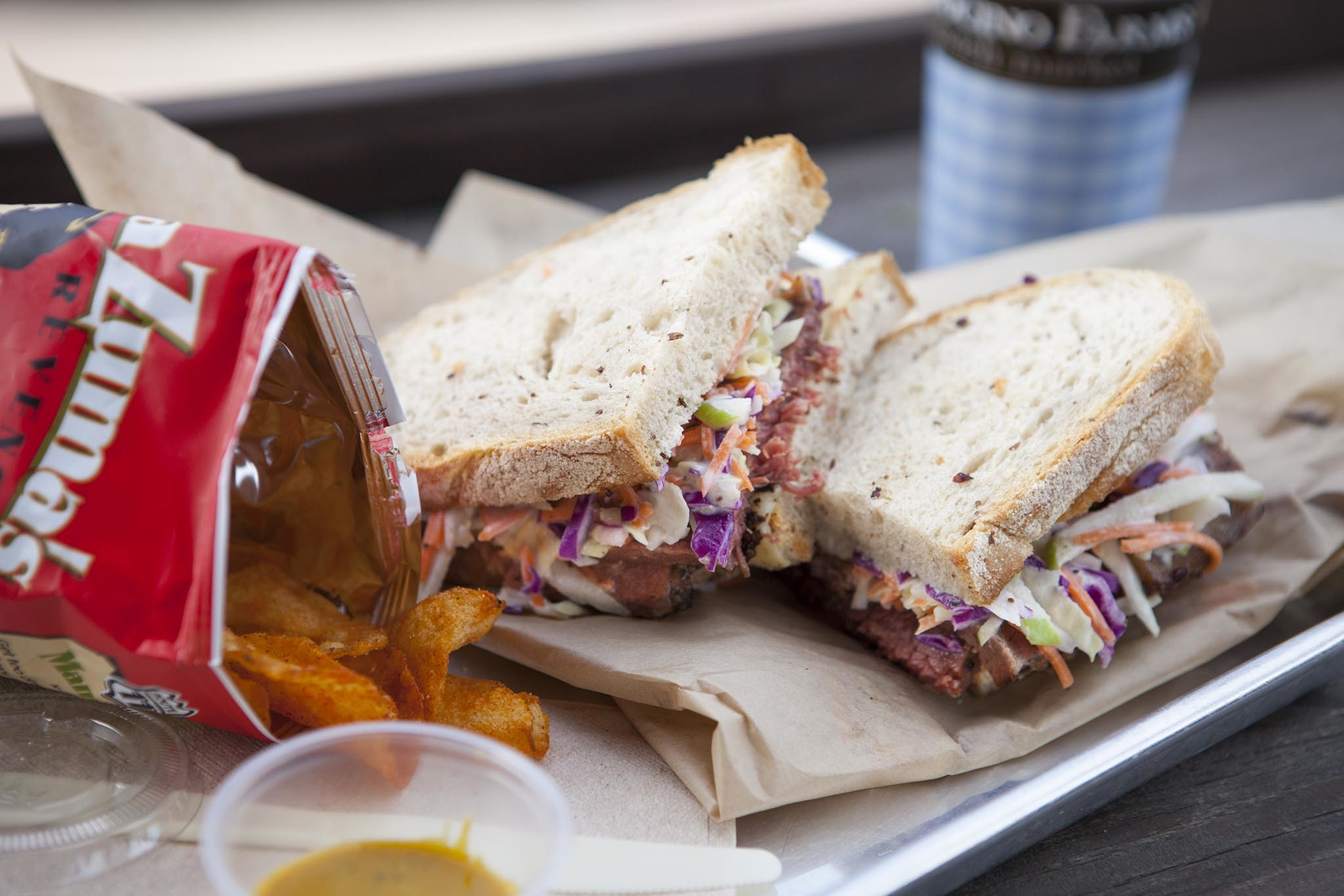 """The 1887"" at Mendocino Farms"