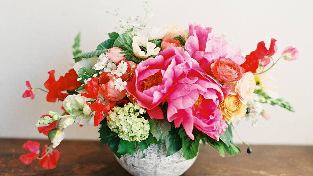 The top flower shops in the city