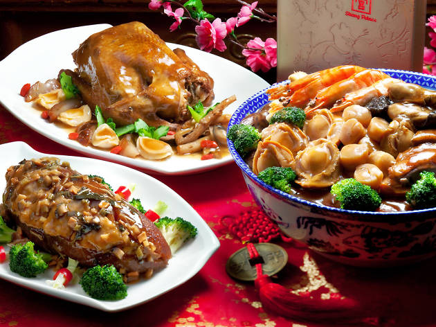 Shang Palace Chinese New Year special
