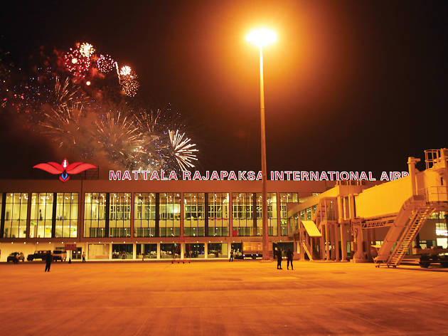 Mattala Rajapaksa International Airport