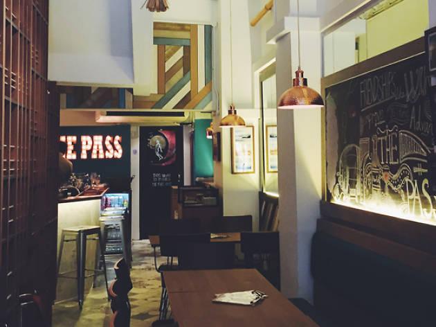 The Pass Wine Bar & Bistro