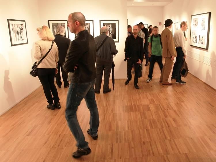 Inauguracions de galeries