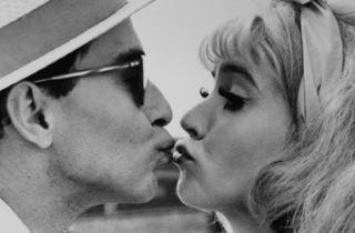 (Jean-Luc Godard et Anna Karina)