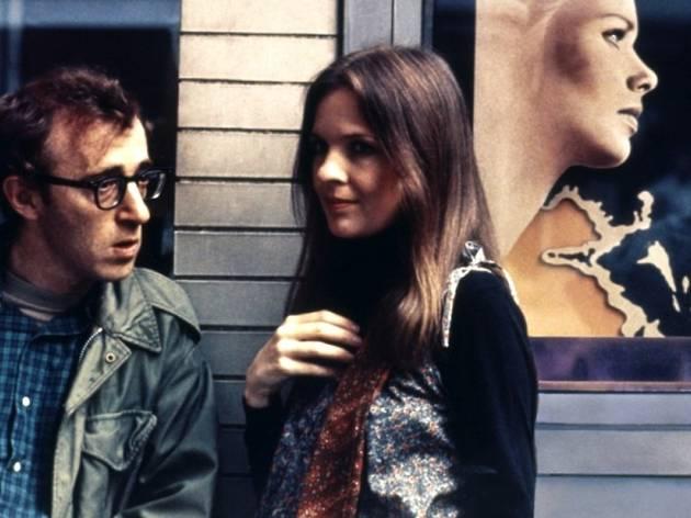 (Woody Allen et Diane Keaton)