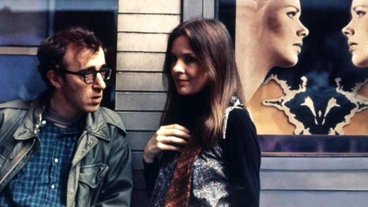 Woody Allen et Diane Keaton