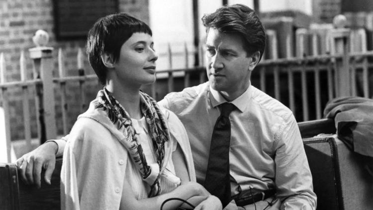 David Lynch et Isabella Rossellini