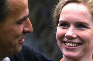 (Ingmar Bergman et Liv Ullmann)