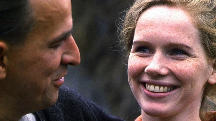 Ingmar Bergman et Liv Ullmann