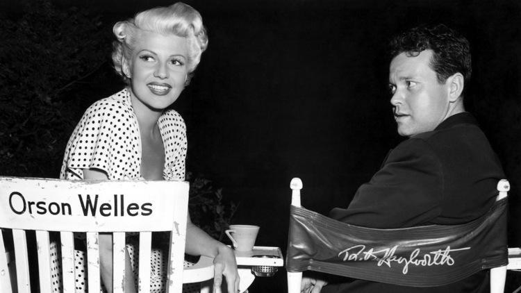 Orson Welles et Rita Hayworth