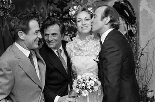 (John Cassavetes et Gena Rowlands, ici avec Ben Gazzara et Peter Falk)