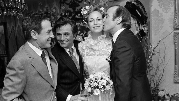 John Cassavetes et Gena Rowlands, ici avec Ben Gazzara et Peter Falk