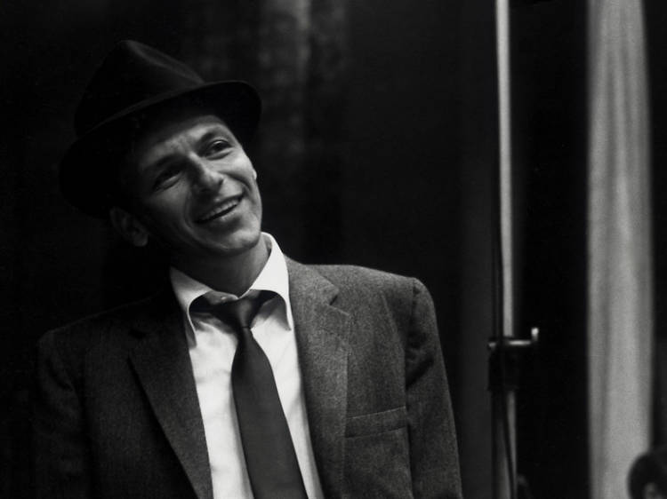 """Sinatra: An American Icon"""