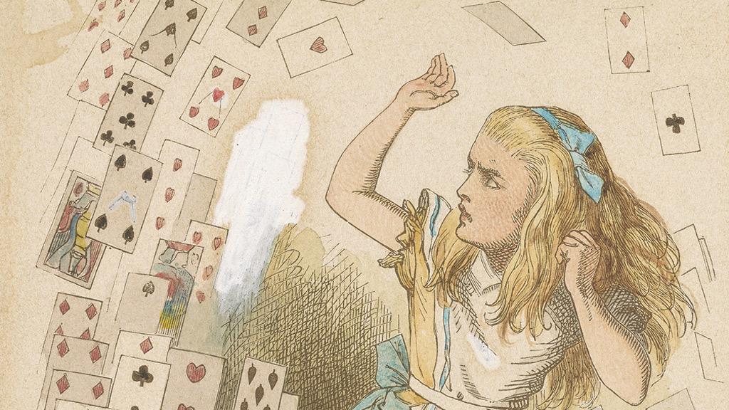 """Alice: 150 Years of Wonderland"""