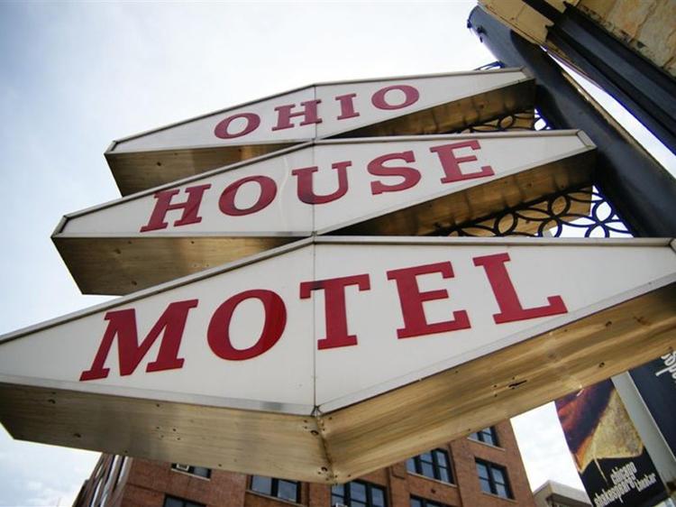 Downtown motel: Ohio House