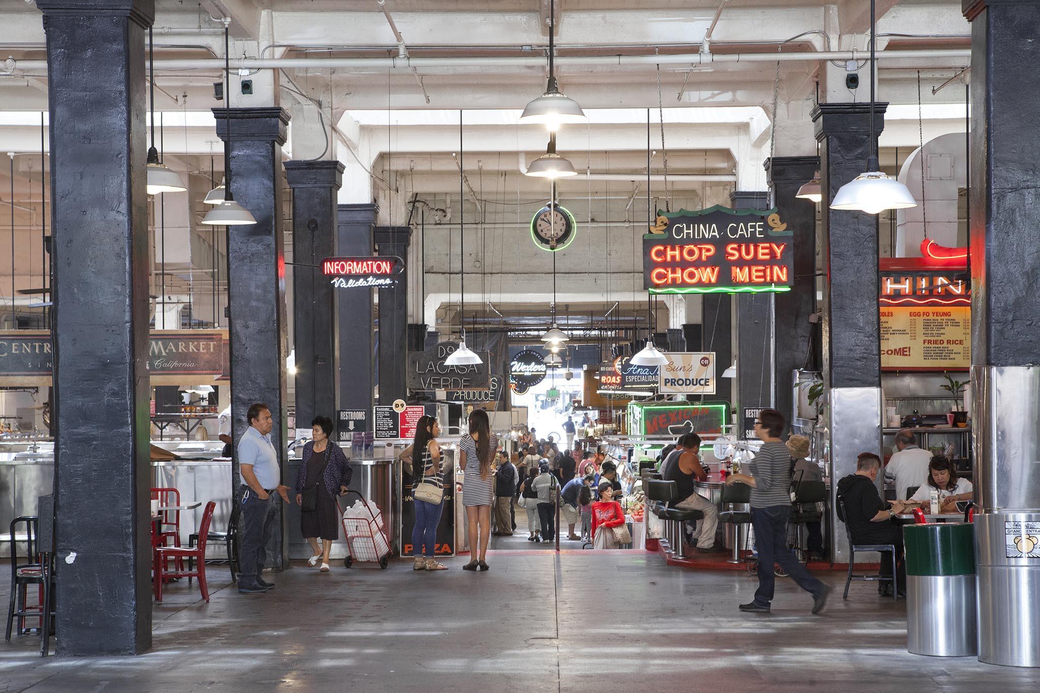 Grand Central Market is getting an artisanal spirits shop