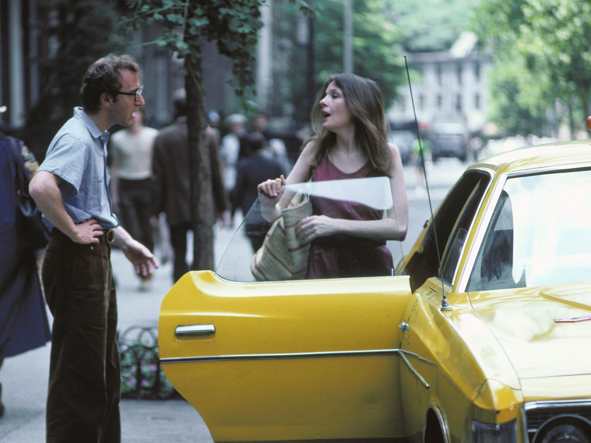 21 things we learned about New York from the movies