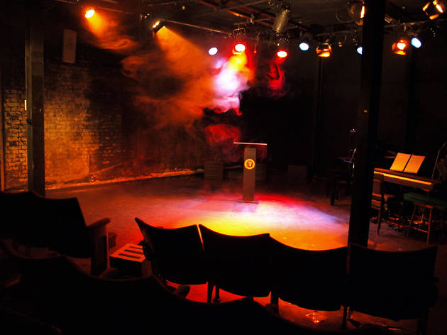 Best fringe theatre london