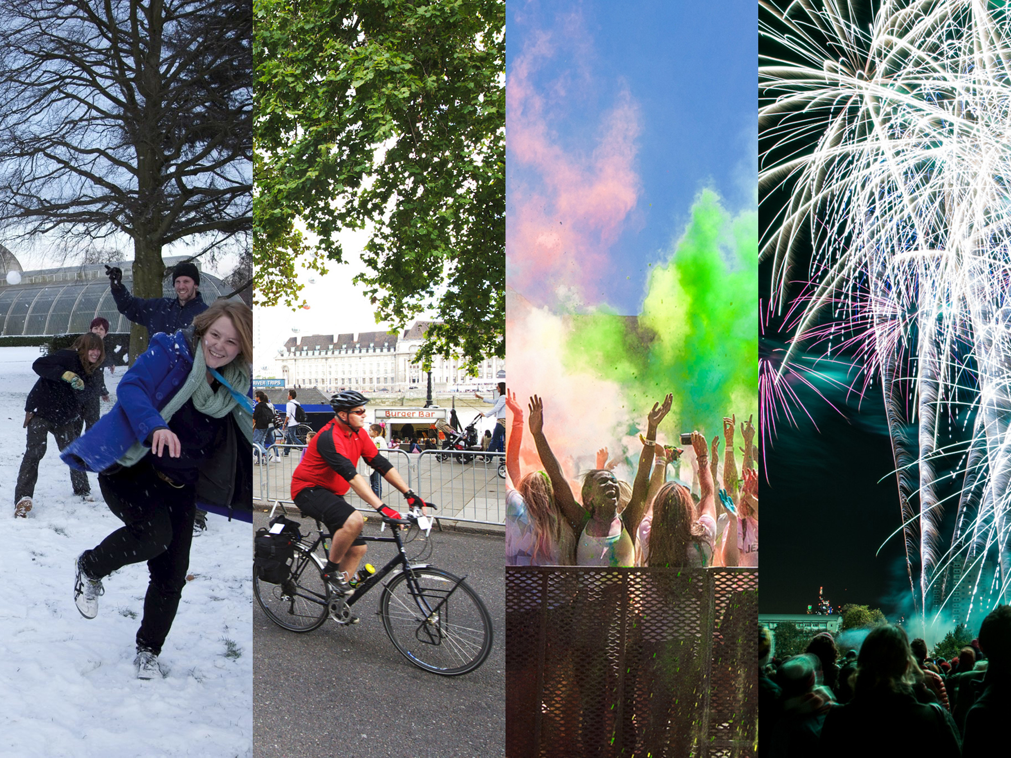 Our London events calendar