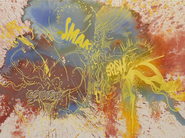 Christian Marclay ('Actions: Smak Squish Splsh (No.2)')