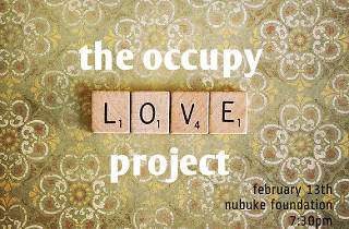 The Occupy Love Project, Nubuke Foundation, Accra, Ghana