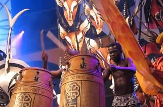 New Music Ghana Concert, Goethe Institut, Accra, Ghana