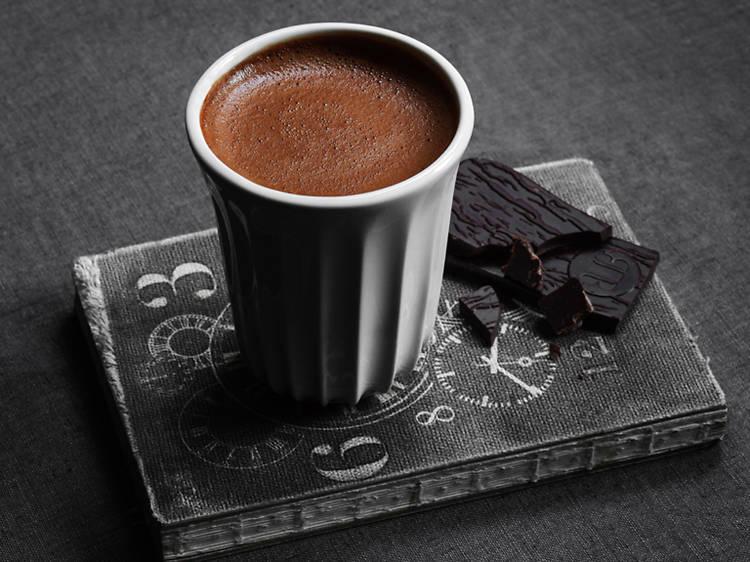 Rum chocolate at Rabot 1745