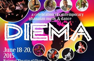 Diema, National Theatre of Ghana, Accra, Ghana