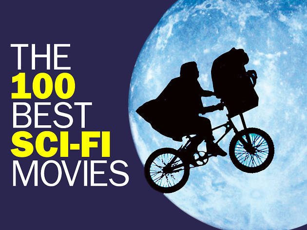 The 100 best sci-fi movies