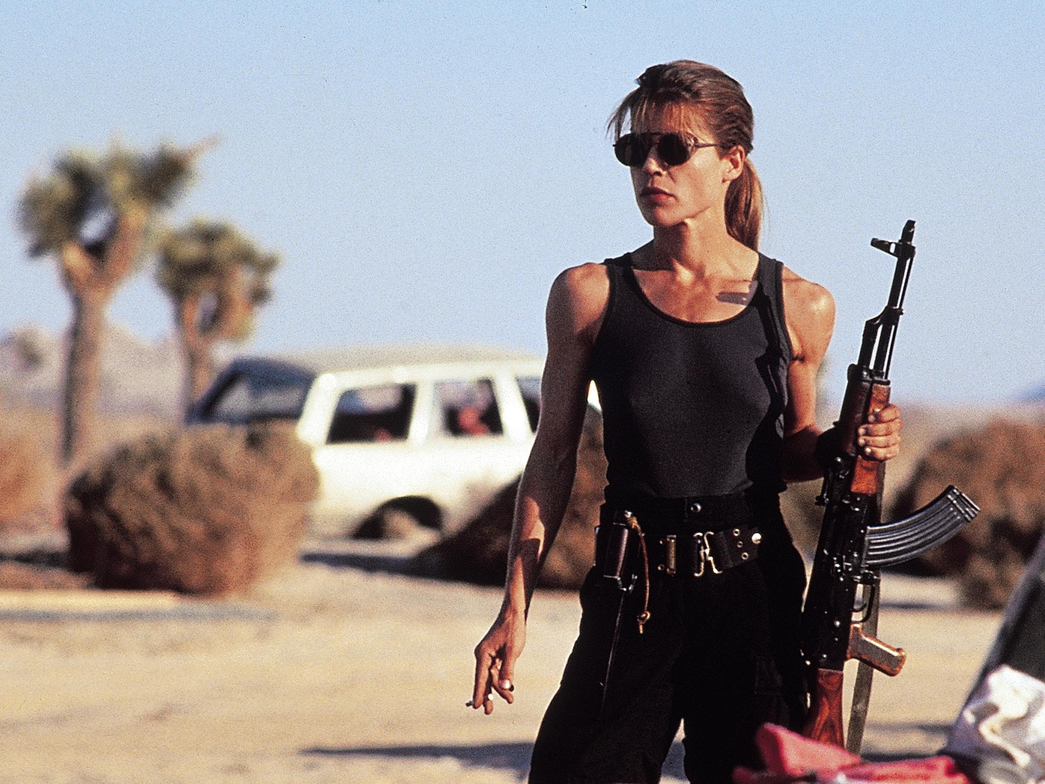 The top ten female action heroes