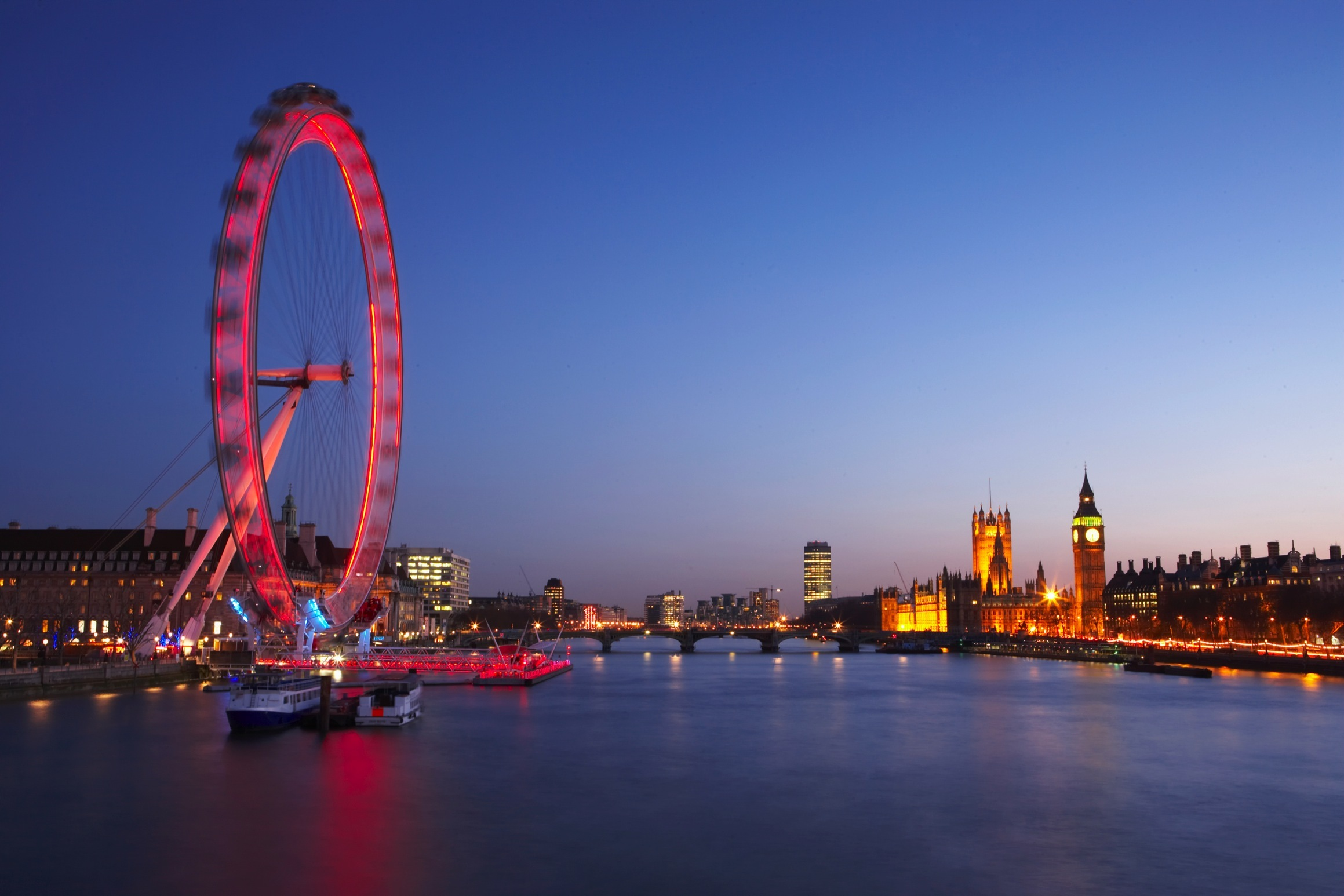Valentine's Day at the London Eye | Things to do in London