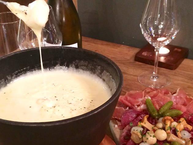 androuet fondue