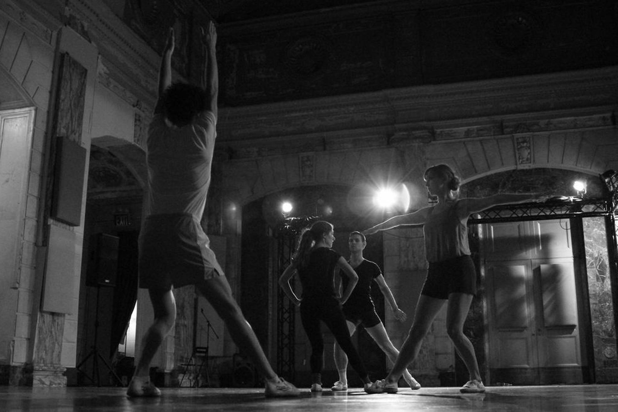 """Moriah Evans: """"I believe in dance"""""""