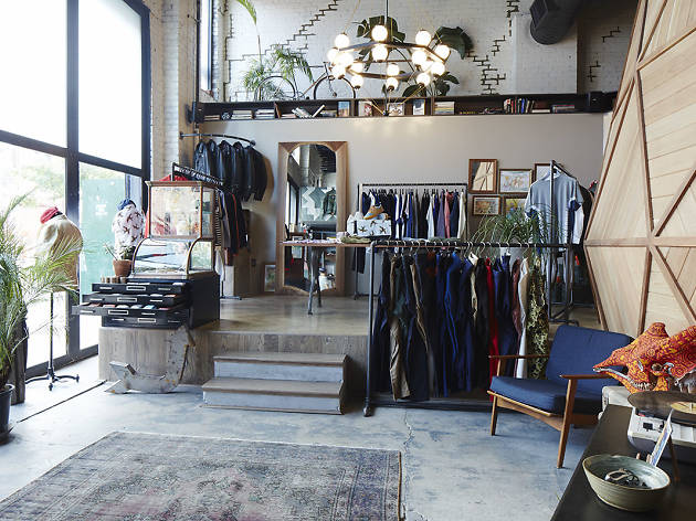 best williamsburg shops for vintage design music and more
