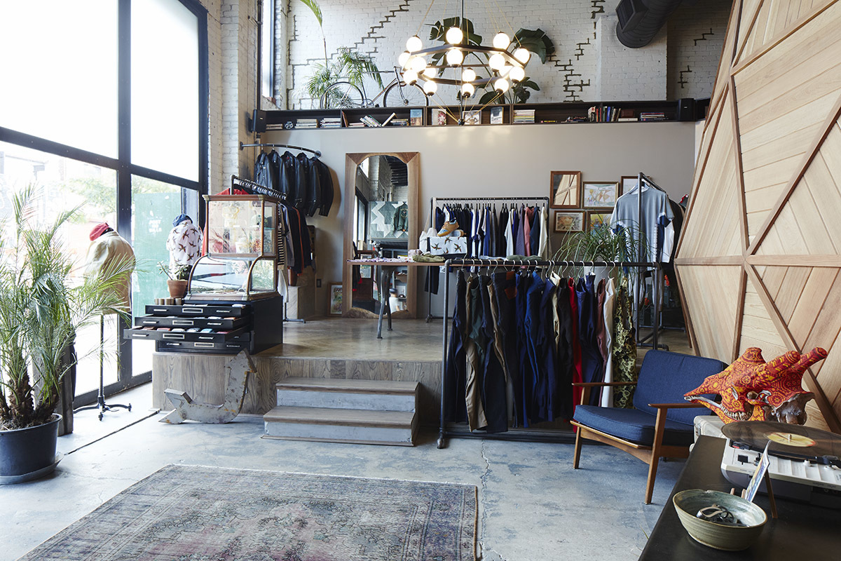 The Kinfolk Store